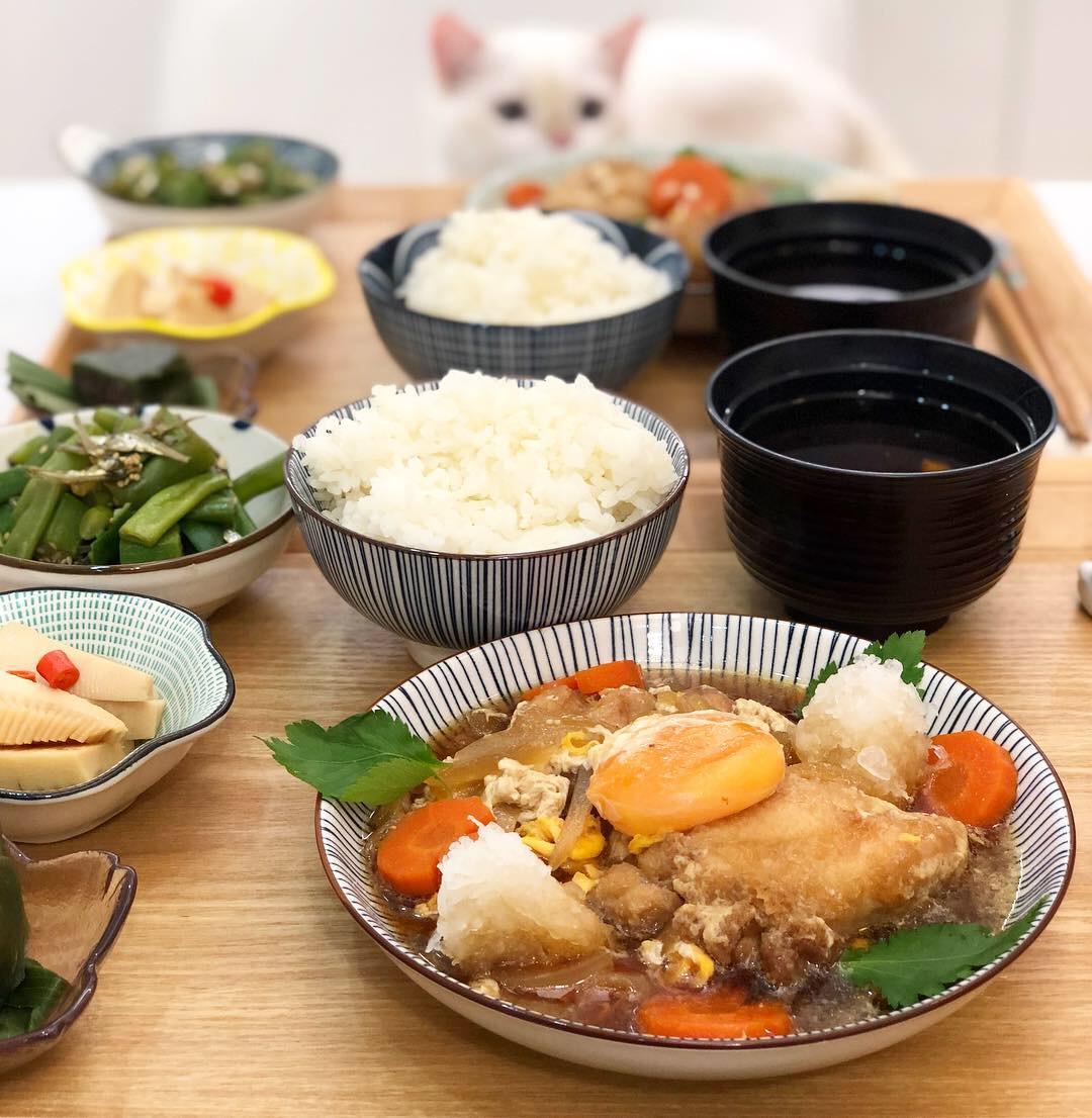 蘿蔔蓉煮雞肉滑蛋鍋