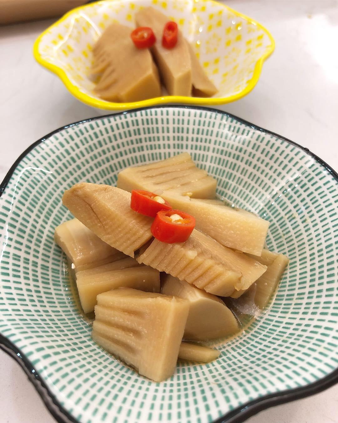竹筍甘辛煮