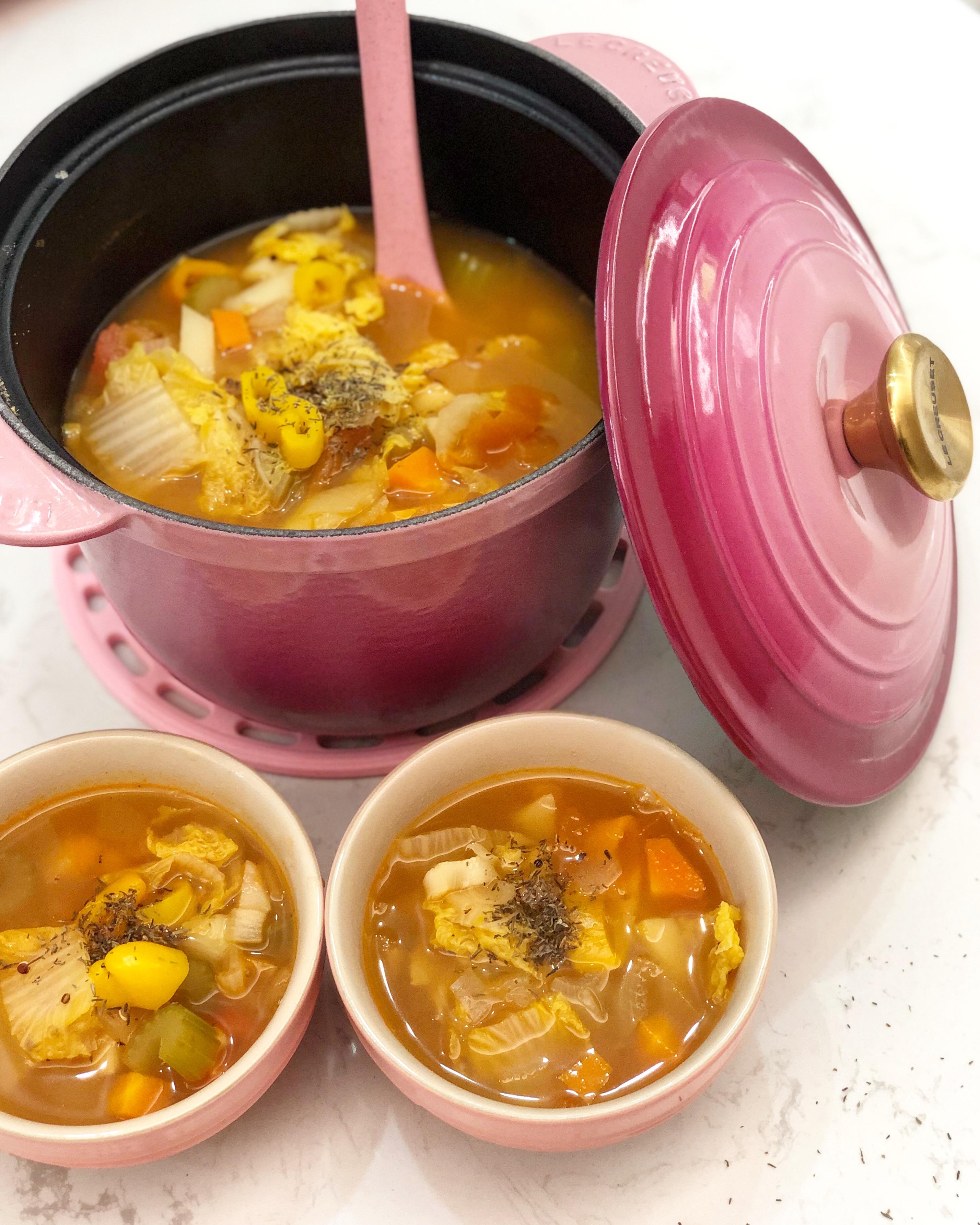 紅藜麥營養雜菜素湯