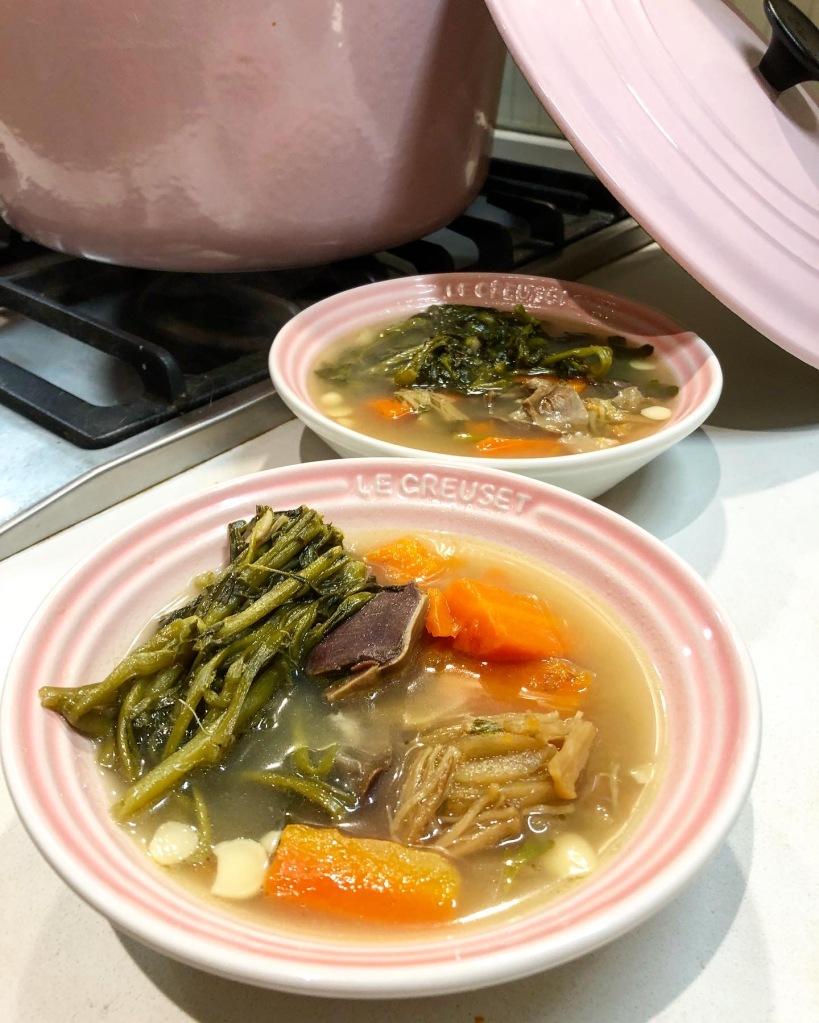 西洋菜陳腎湯