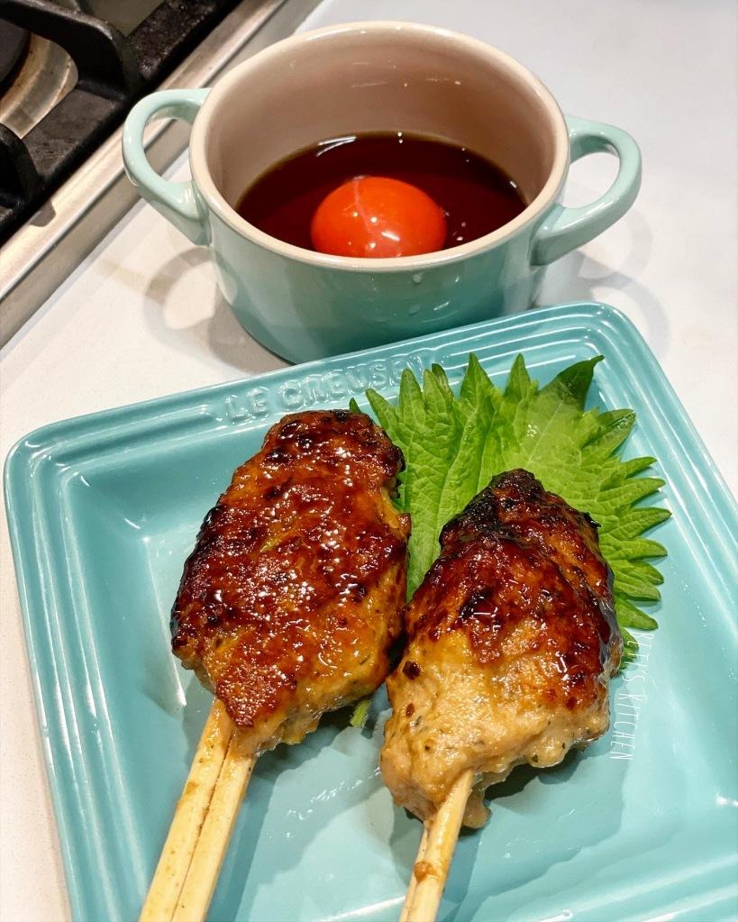 日式免治雞肉棒