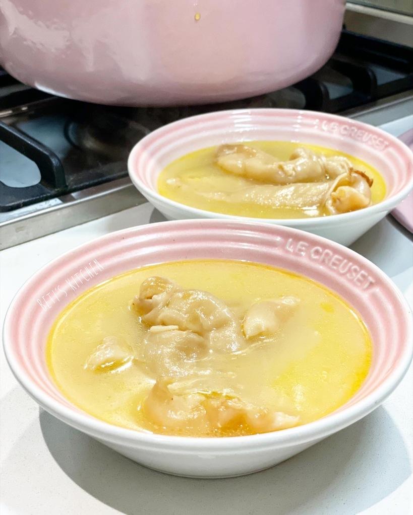 花膠濃雞湯