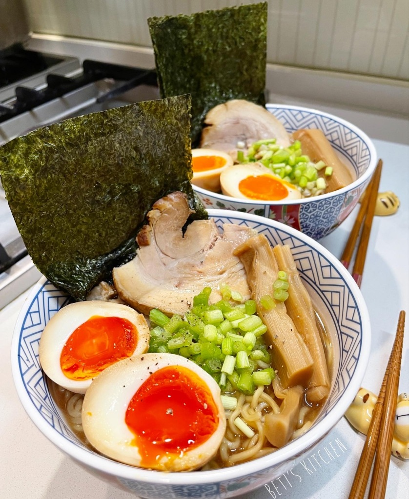 方便日式拉麵